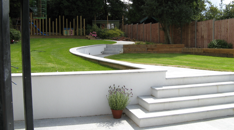 Garden Design Enfield : Gardenwest finchley north london amanda broughton garden design