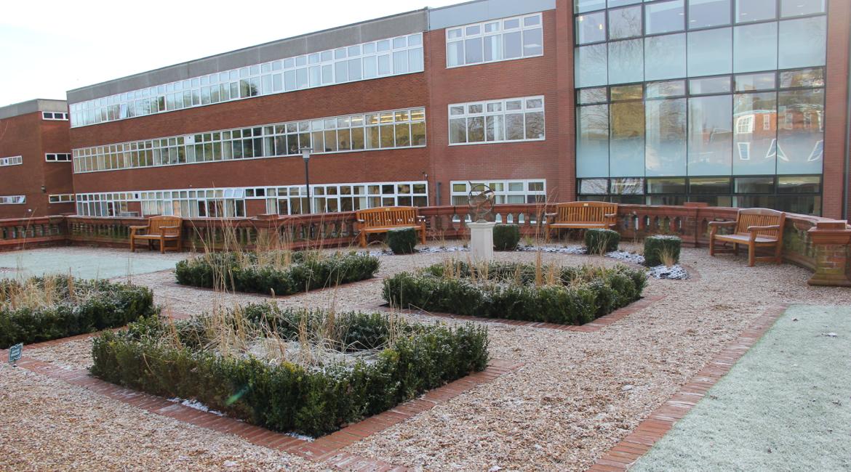 Garden Design Enfield : Informal three acre garden enfield contemporary family west