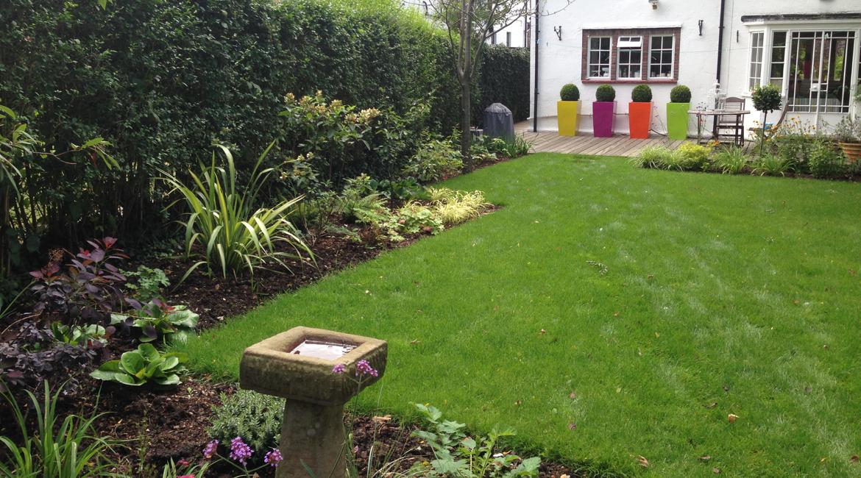 Garden Design Enfield : Hampstead gardensuburb make over amanda broughton garden design